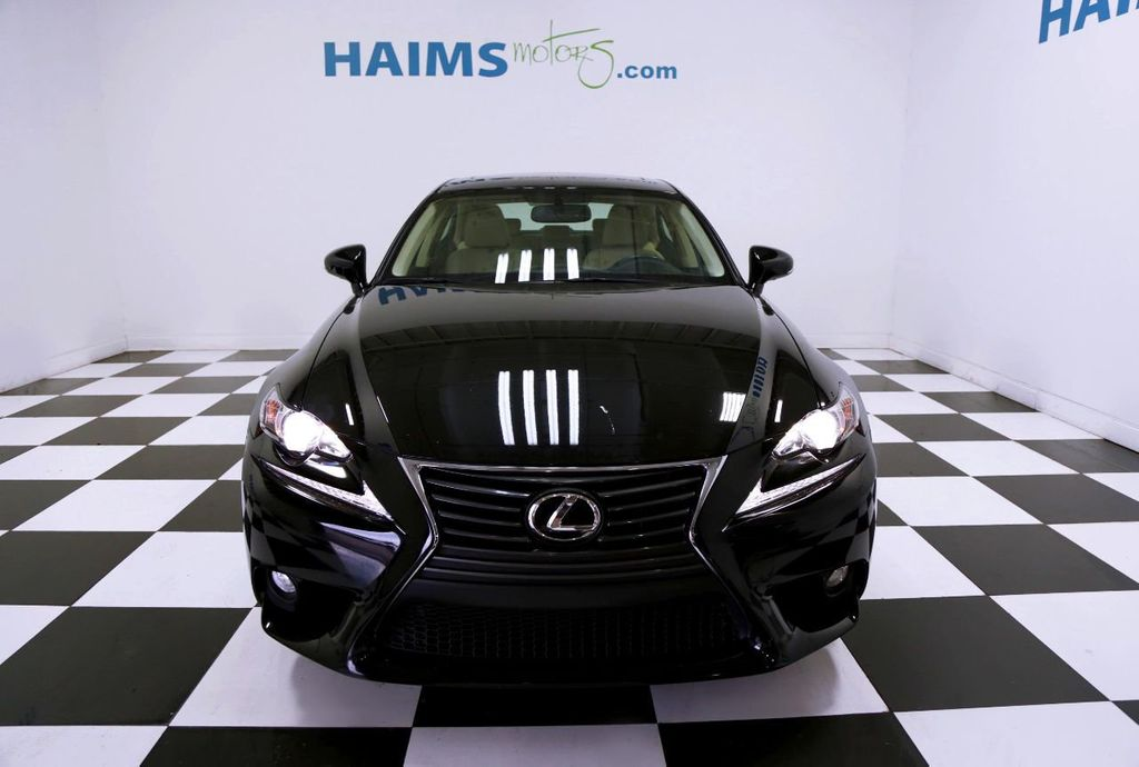 2014 Lexus IS 250 4dr Sport Sedan Automatic RWD - 15885388 - 1