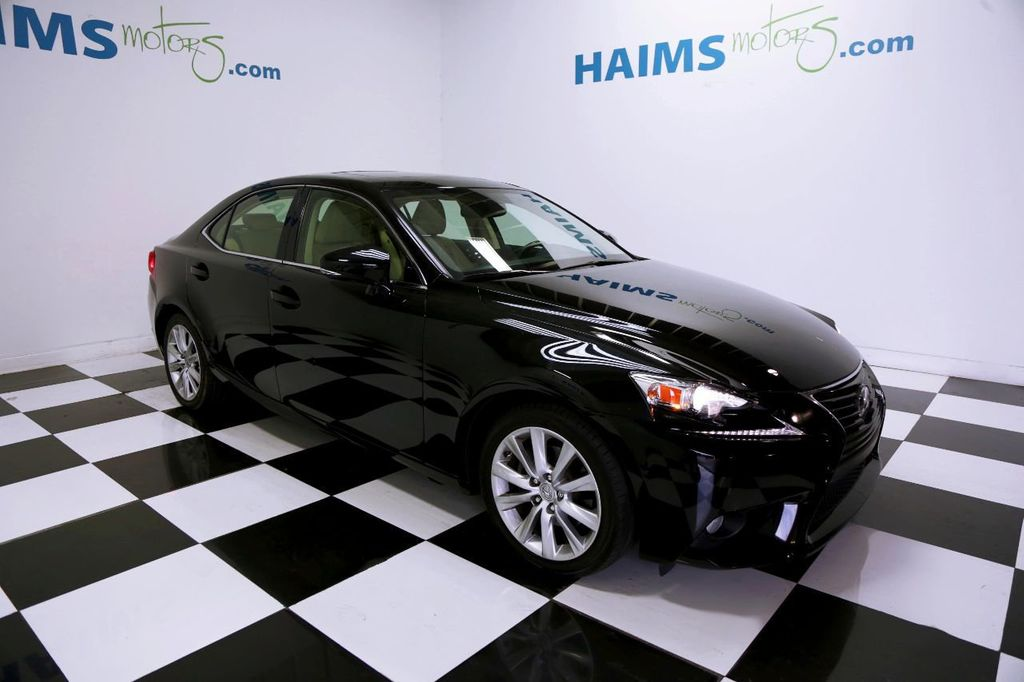 2014 Lexus IS 250 4dr Sport Sedan Automatic RWD - 15885388 - 2