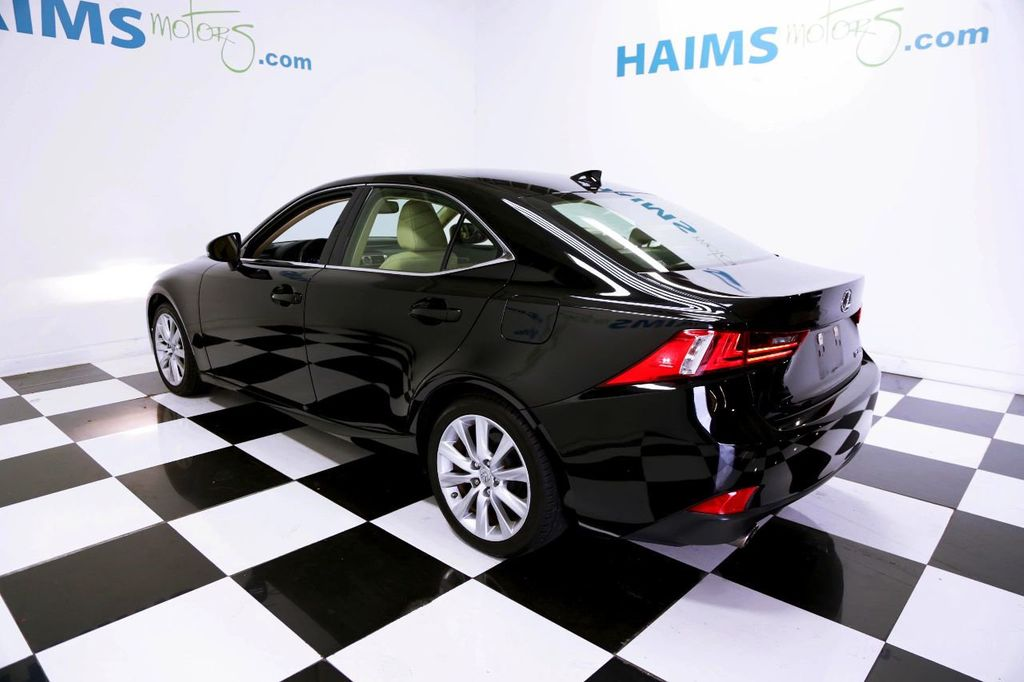 2014 Lexus IS 250 4dr Sport Sedan Automatic RWD - 15885388 - 3