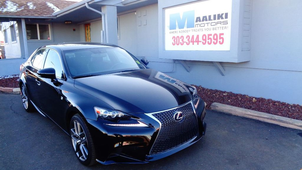 2014 Lexus IS 350 4dr Sedan RWD - 17381992 - 0