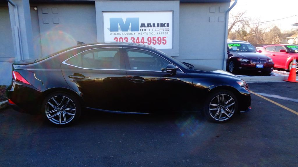 2014 Lexus IS 350 4dr Sedan RWD - 17381992 - 2