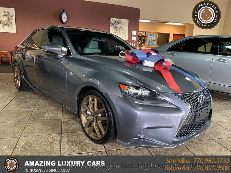 2014 Lexus IS 350 4dr Sedan RWD - 18895930 - 0