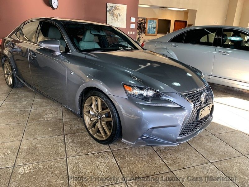 2014 Lexus IS 350 4dr Sedan RWD - 18895930 - 53