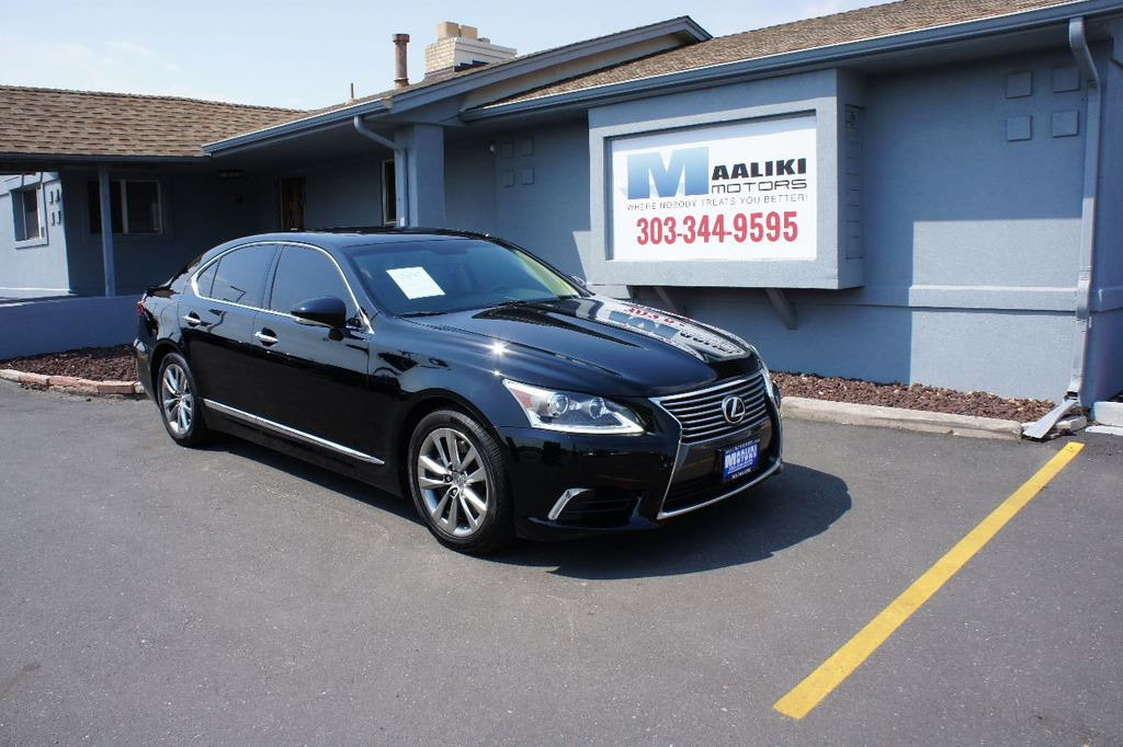 2014 Lexus LS 460 4dr Sedan AWD   17612447