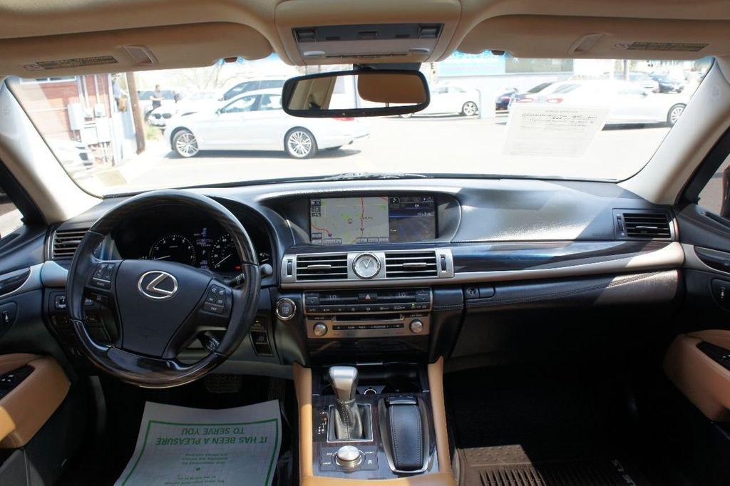 2014 Lexus LS 460 4dr Sedan AWD - 17612447 - 9