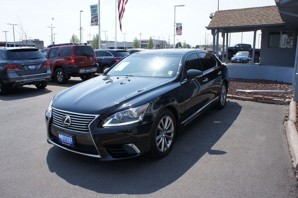 2014 Lexus LS 460 4dr Sedan AWD - 17612447 - 1