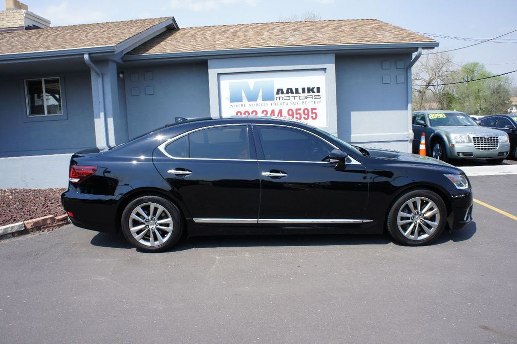 2014 Lexus LS 460 4dr Sedan AWD - 17612447 - 2