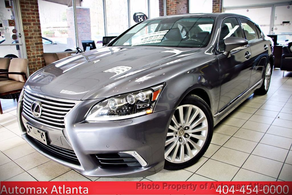 2014 Lexus LS 460 LS460L NAVIGATION AND BACK UP CAMERA  - 17134911 - 0