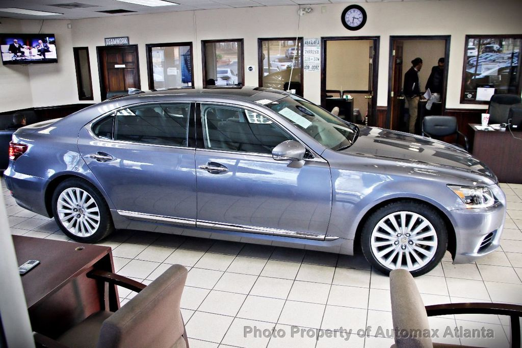 2014 Lexus LS 460 LS460L NAVIGATION AND BACK UP CAMERA  - 17134911 - 10