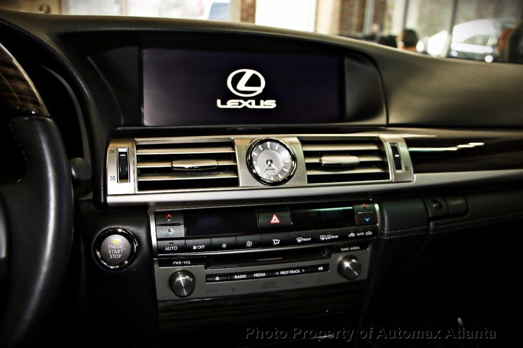 2014 Lexus LS 460 LS460L NAVIGATION AND BACK UP CAMERA  - 17134911 - 14