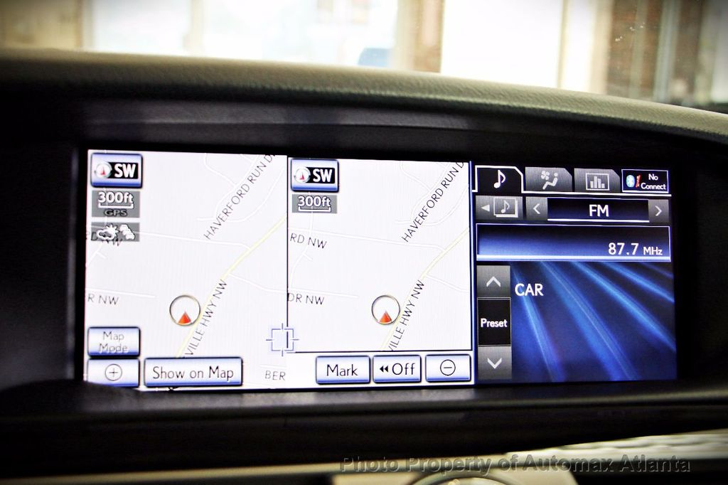 2014 Lexus LS 460 LS460L NAVIGATION AND BACK UP CAMERA  - 17134911 - 15