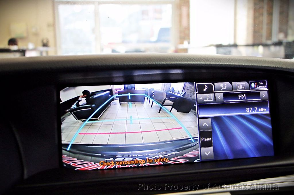 2014 Lexus LS 460 LS460L NAVIGATION AND BACK UP CAMERA  - 17134911 - 16