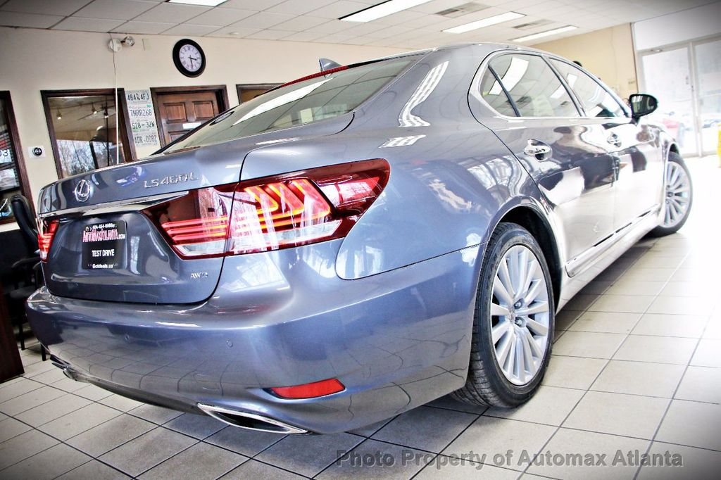 2014 Lexus LS 460 LS460L NAVIGATION AND BACK UP CAMERA  - 17134911 - 1