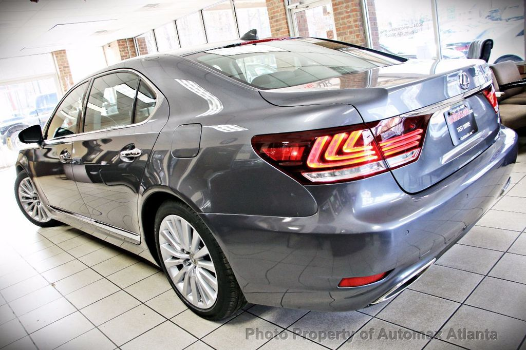 2014 Lexus LS 460 LS460L NAVIGATION AND BACK UP CAMERA  - 17134911 - 3