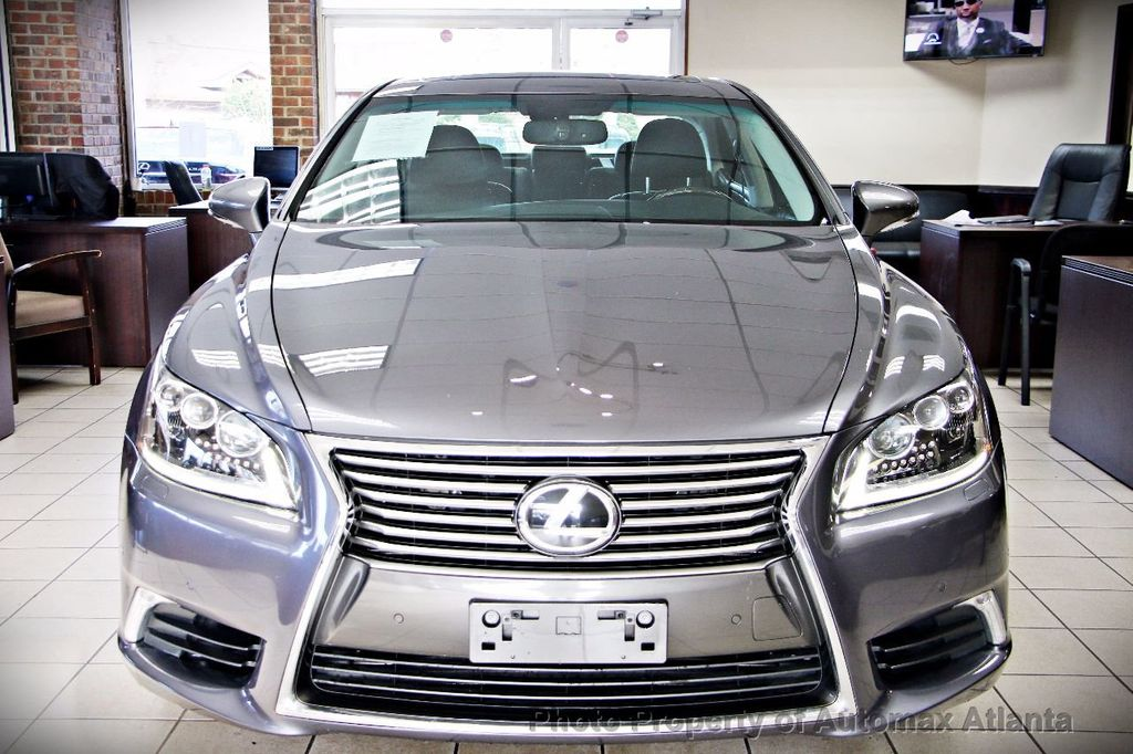 2014 Lexus LS 460 LS460L NAVIGATION AND BACK UP CAMERA  - 17134911 - 4