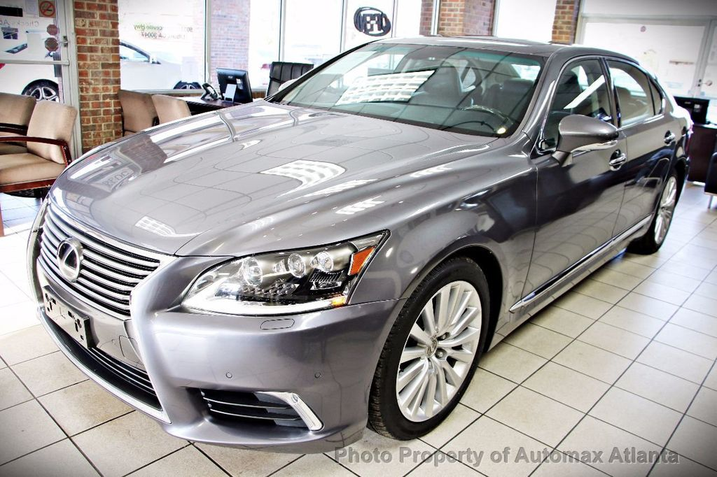 2014 Lexus LS 460 LS460L NAVIGATION AND BACK UP CAMERA  - 17134911 - 5