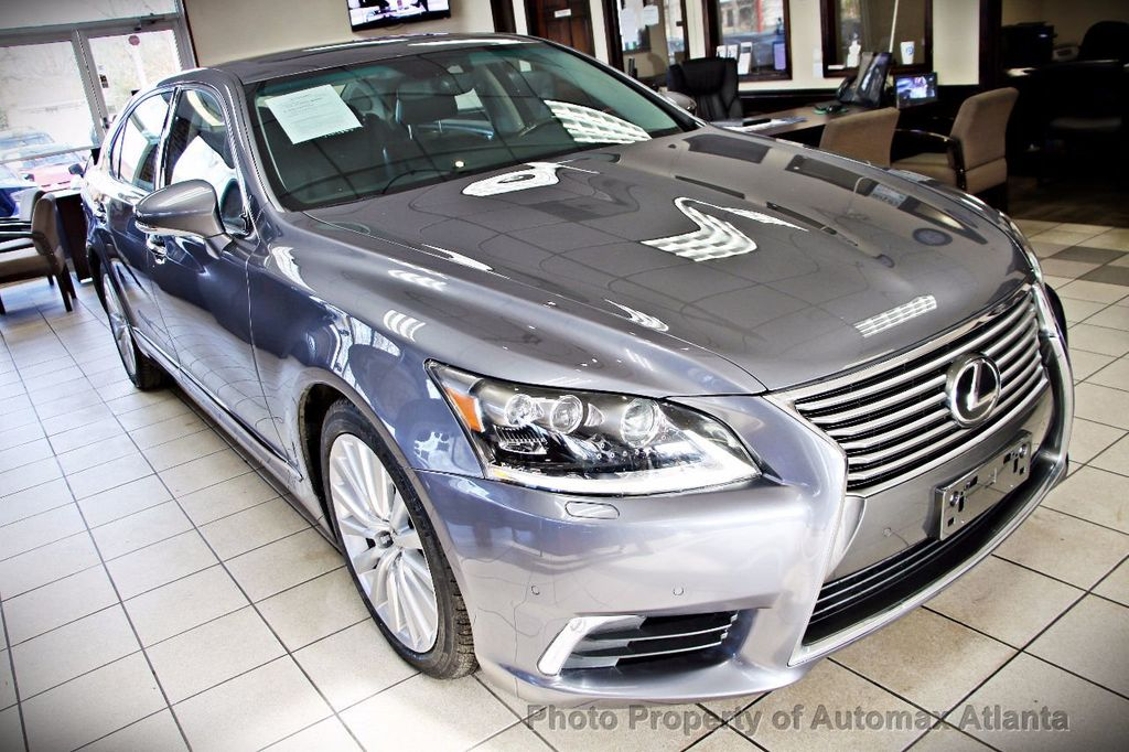 2014 Lexus LS 460 LS460L NAVIGATION AND BACK UP CAMERA  - 17134911 - 6