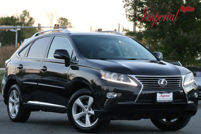 2014 Lexus RX 350 AWD 4dr - Click to see full-size photo viewer
