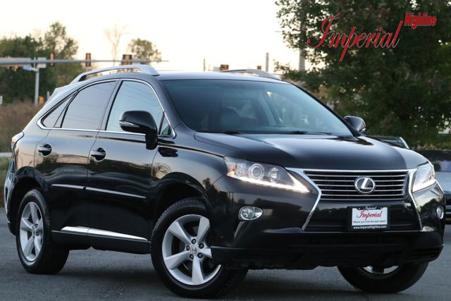Lexus Rx 350 >> 2014 Used Lexus Rx 350 Awd 4dr At Imperial Highline Serving