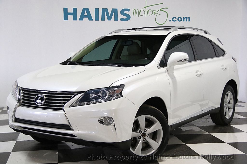 2014 Used Lexus RX 350 at Haims Motors Serving Fort ...
