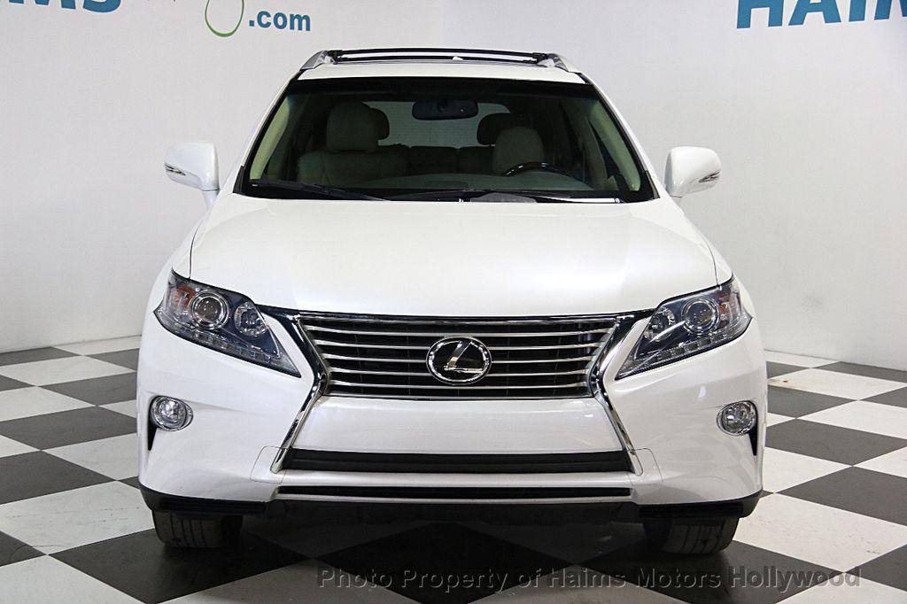 2014 Lexus RX 350 Base Trim   15858030   1