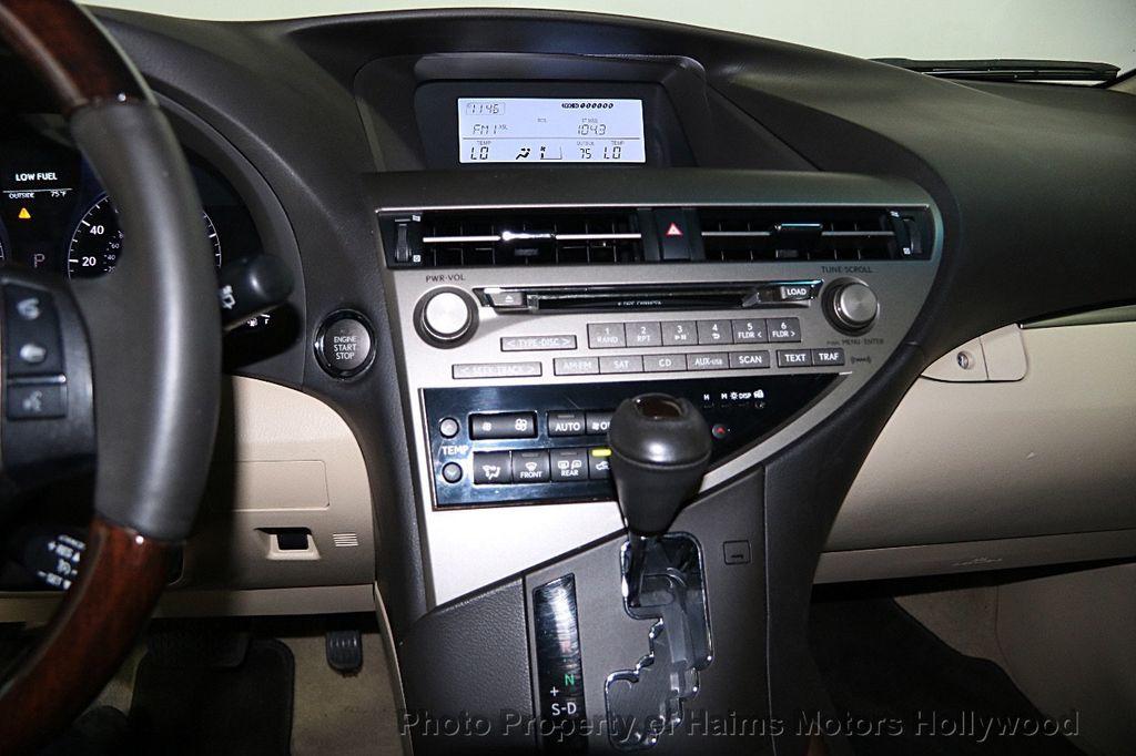 Attractive 2014 Lexus RX 350 Base Trim   15858030   19