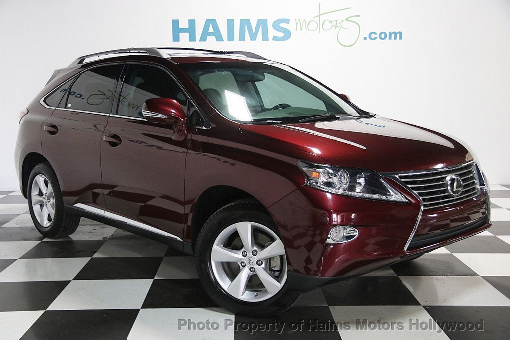 2014 used lexus rx 350 at haims motors hollywood serving fort lauderdale hollywood pompano. Black Bedroom Furniture Sets. Home Design Ideas