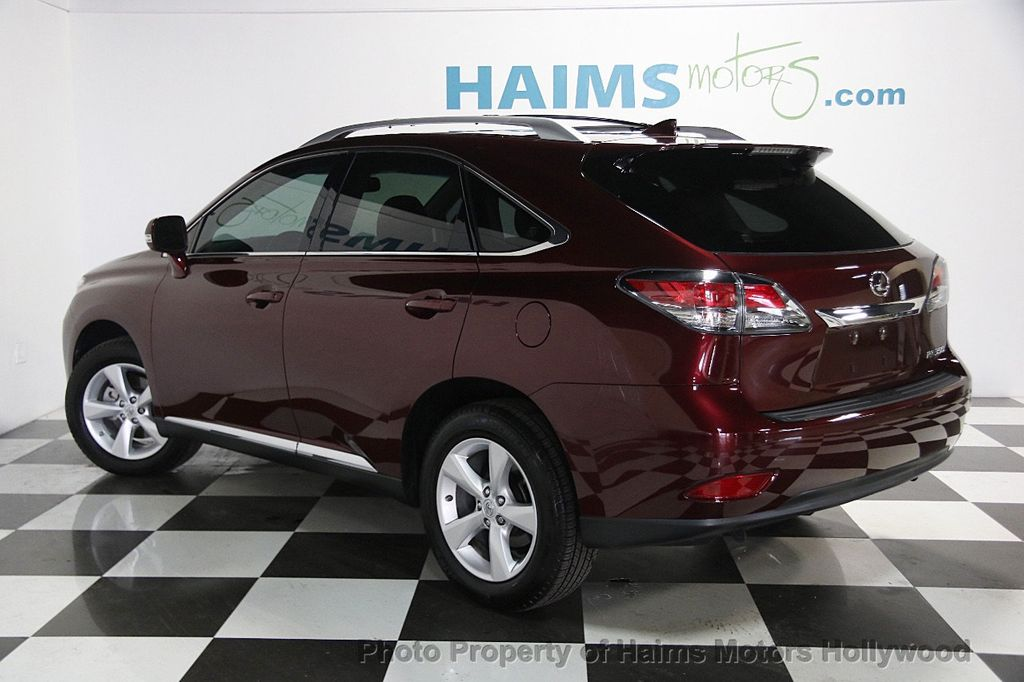 2014 Lexus RX 350 Base Trim   16996162   4