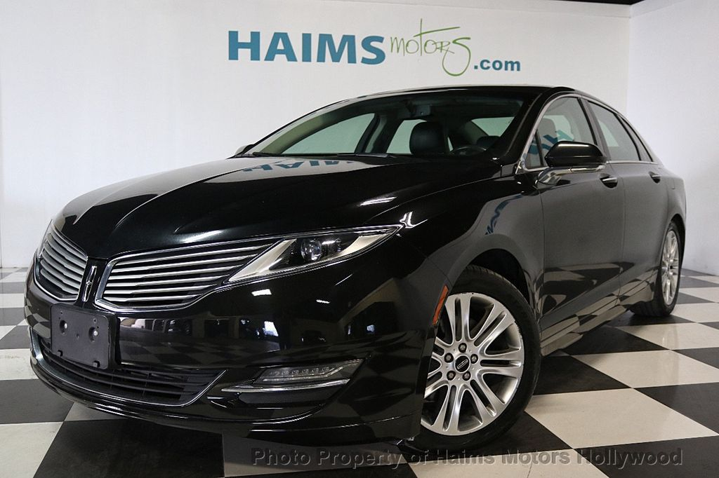 2014 used lincoln mkz 4dr sedan awd at haims motors serving fort lauderdale hollywood miami. Black Bedroom Furniture Sets. Home Design Ideas