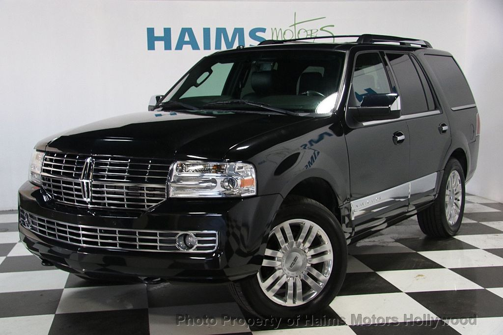 2014 Lincoln Navigator 4WD 4dr - 17048416 - 1