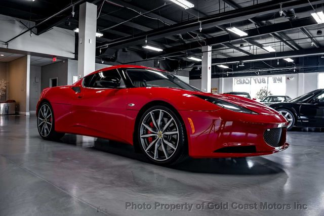 2014 Lotus Evora 2dr Coupe S 2+2 - Click to see full-size photo viewer