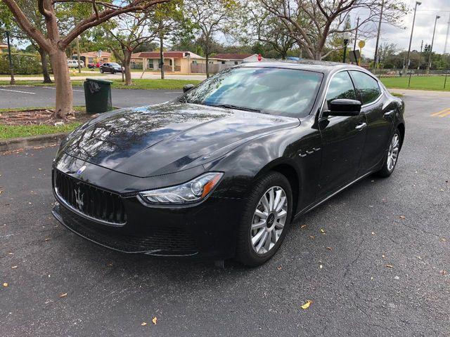 2014 Used Maserati Ghibli 4dr Sedan at A Luxury Autos Serving ...