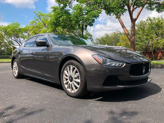 2014 Maserati Ghibli 4dr Sedan - Click to see full-size photo viewer