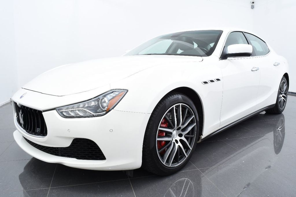 Used Maserati Ghibli >> 2014 Used Maserati Ghibli 4dr Sedan S Q4 At Auto Outlet Serving