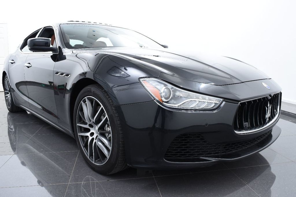 2014 Used Maserati Ghibli 4dr Sedan S Q4 at Auto Outlet Serving ...