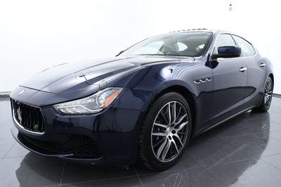 2014 Maserati Ghibli 4dr Sedan S Q4