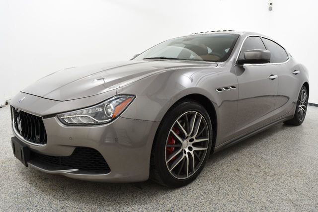 2014 Maserati Ghibli GranSport