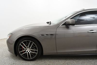 2014 Maserati Ghibli GranSport - Click to see full-size photo viewer