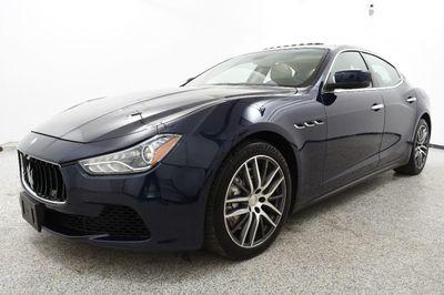 2014 Maserati Ghibli GranSport Sedan