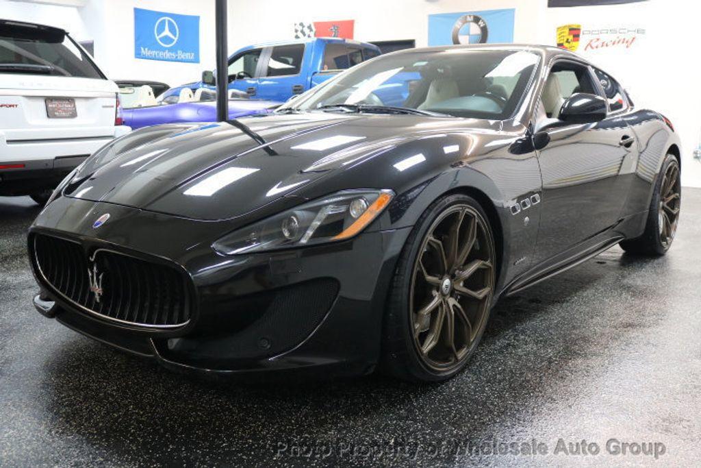 2014 Maserati GranTurismo 2dr Coupe Sport - 17824726 - 0