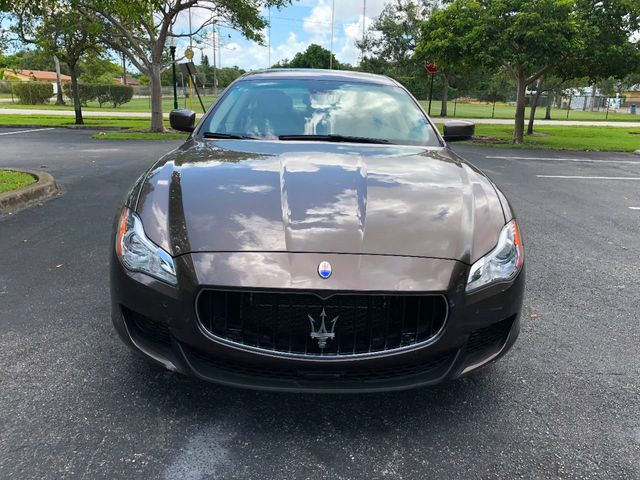 2014 Maserati Quattroporte >> Used Cars In South Florida