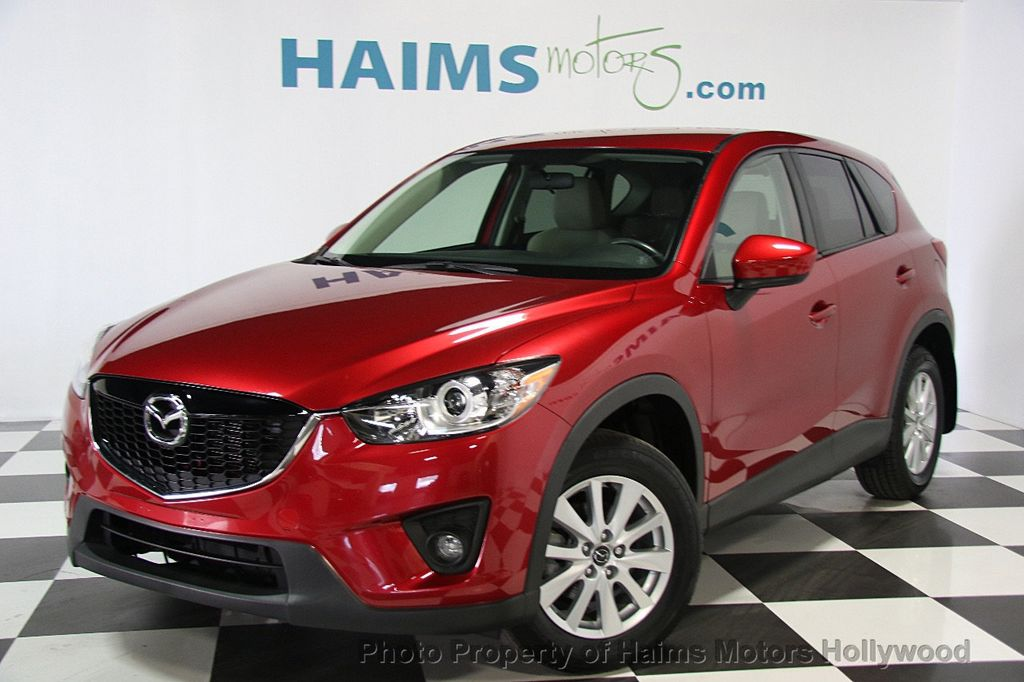 2014 used mazda cx 5 fwd 4dr automatic touring at haims motors serving fort lauderdale. Black Bedroom Furniture Sets. Home Design Ideas