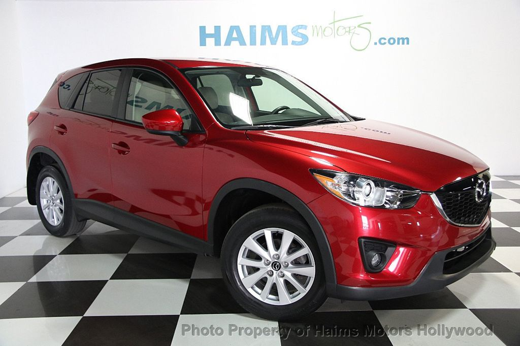 2014 Mazda CX-5 FWD 4dr Automatic Touring - 16433228 - 2