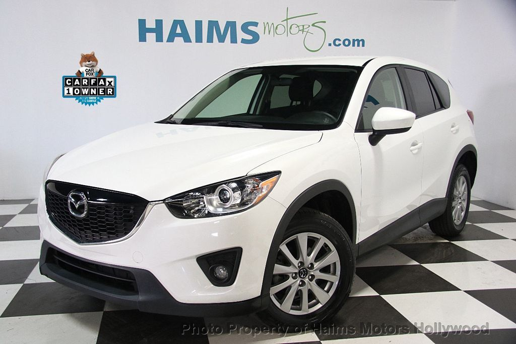 2014 Mazda CX 5 FWD 4dr Automatic Touring   16719031