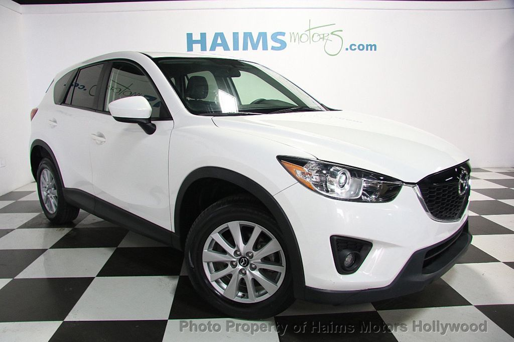 Good 2014 Mazda CX 5 FWD 4dr Automatic Touring   16719031   3