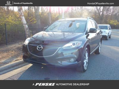 2014 Mazda CX-9 AWD 4dr Grand Touring SUV