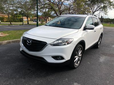 2014 Mazda CX-9 FWD 4dr Grand Touring SUV