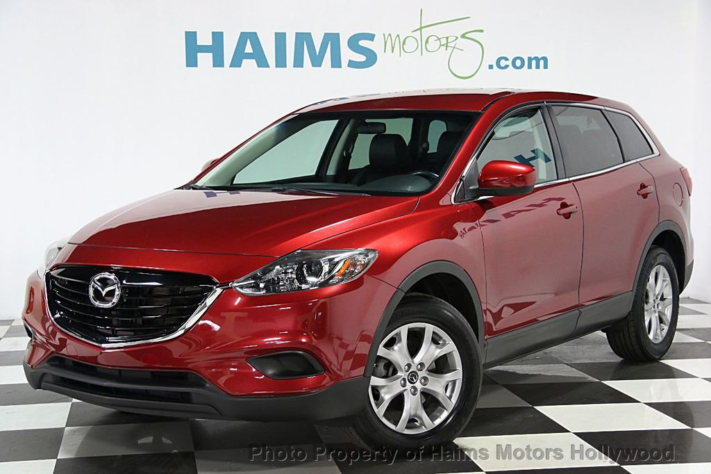 2014 Mazda CX-9 FWD 4dr Touring - 15704024 - 0