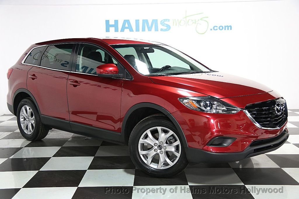 2014 Mazda CX-9 FWD 4dr Touring - 15704024 - 2