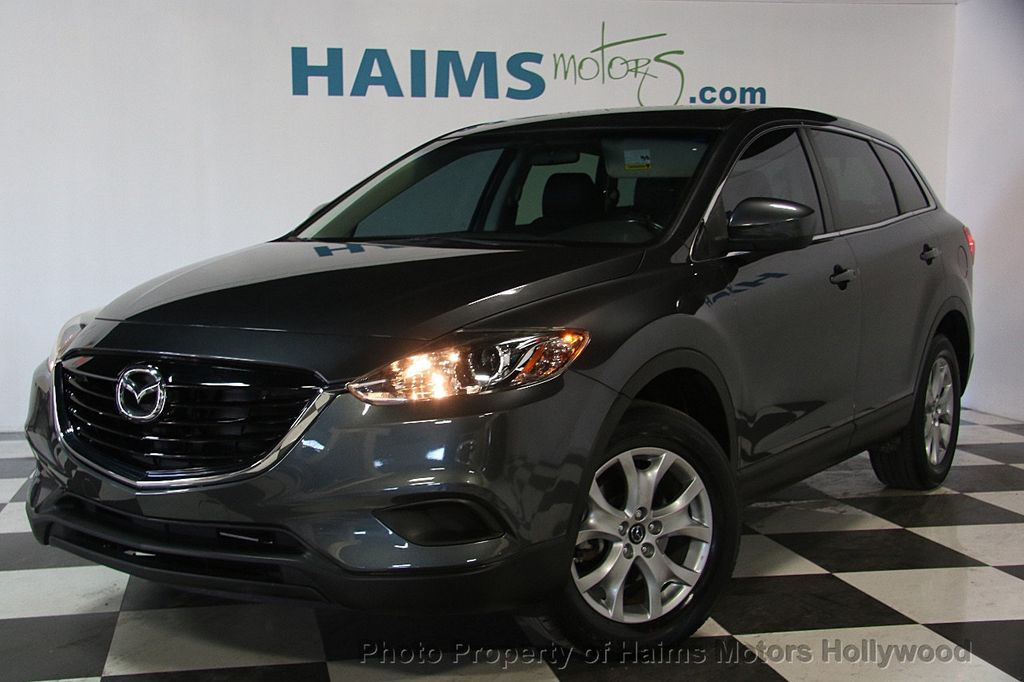 2014 used mazda cx-9 fwd 4dr touring at haims motors serving fort